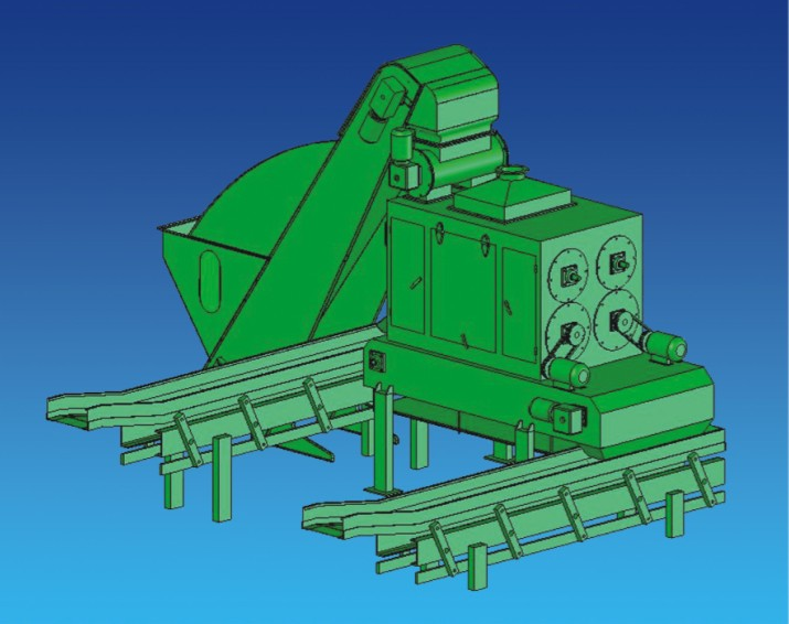 FY31型残烟处理机
